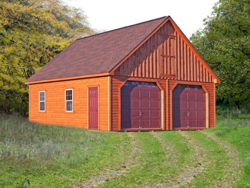 Want to build a garage with living quarters read these for Prefab garage with living quarters above