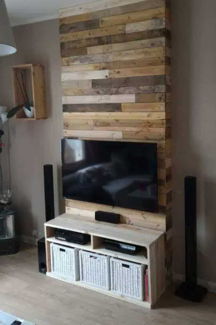 50 creative diy tv stand ideas for your room interior diy