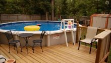 above ground pool accessories and equipment