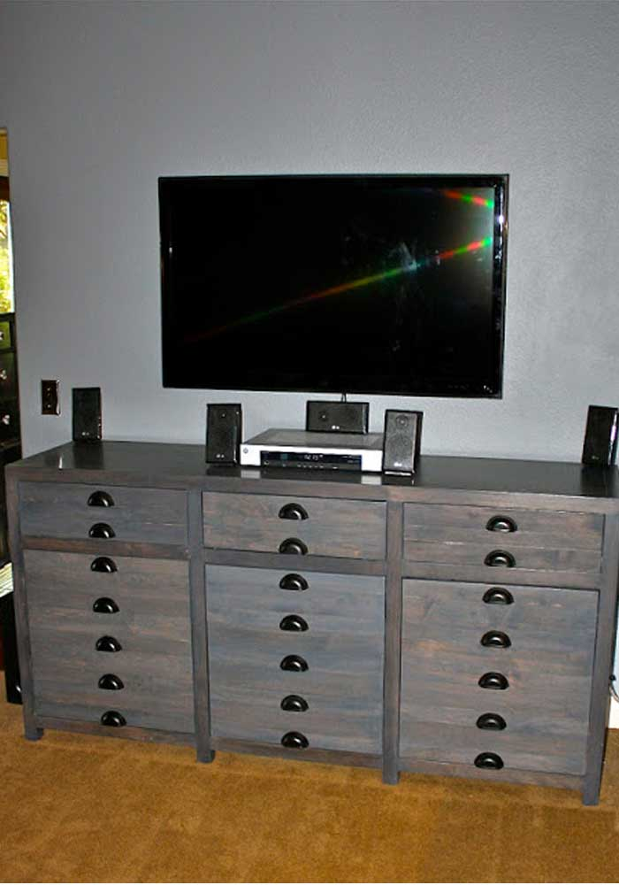 50 Creative Diy Tv Stand Ideas For Your Room Interior Diy Design