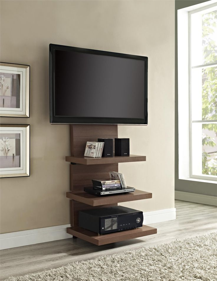 50+ Creative DIY TV Stand Ideas for Your Room Interior - DIY ...