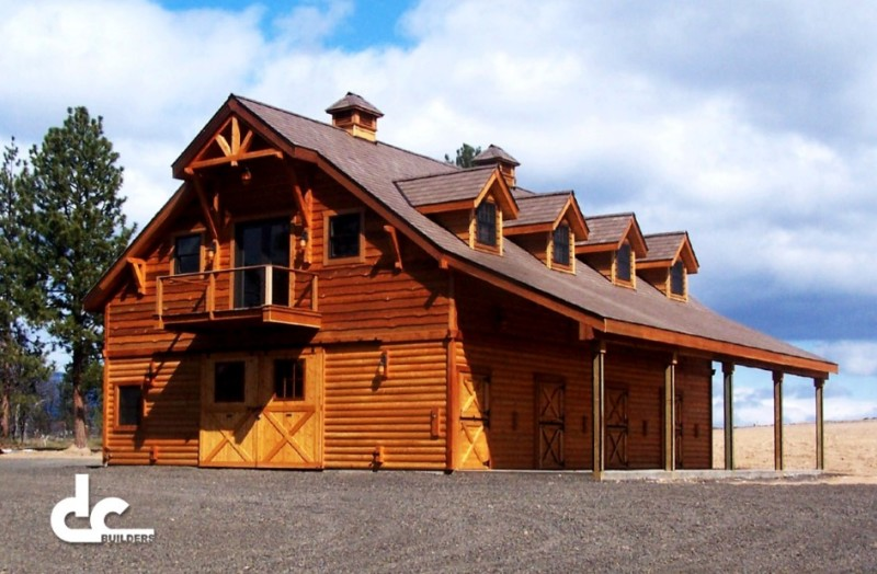 texas barn home builders