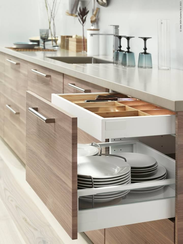 20+ Amazing Modern Kitchen Cabinet Design Ideas - DIY Design ...