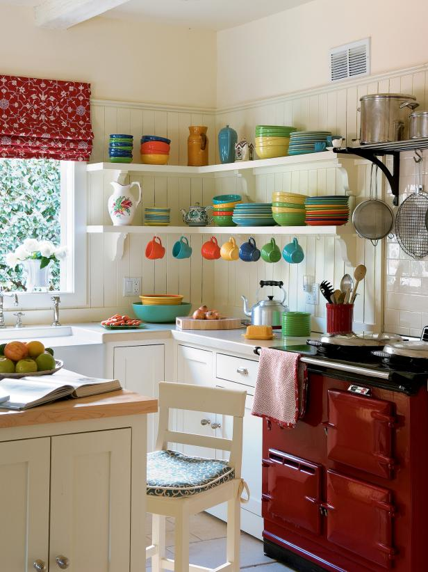 Awesome Space Saving Ideas For Small Kitchens