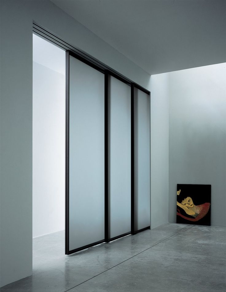 Balancing the Pocket Doors and Large Sliding Walls to Create Privacy