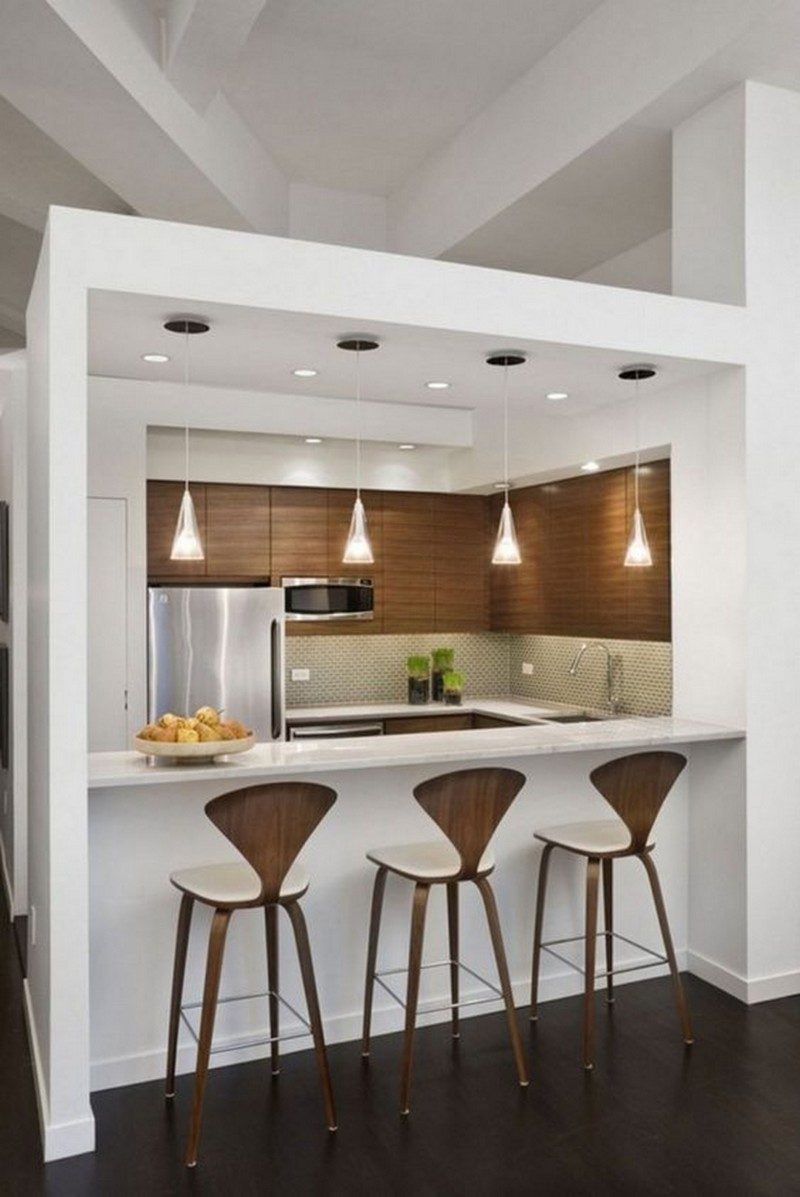 Being Smaller is the Best Way of Making a Good Kitchen Design