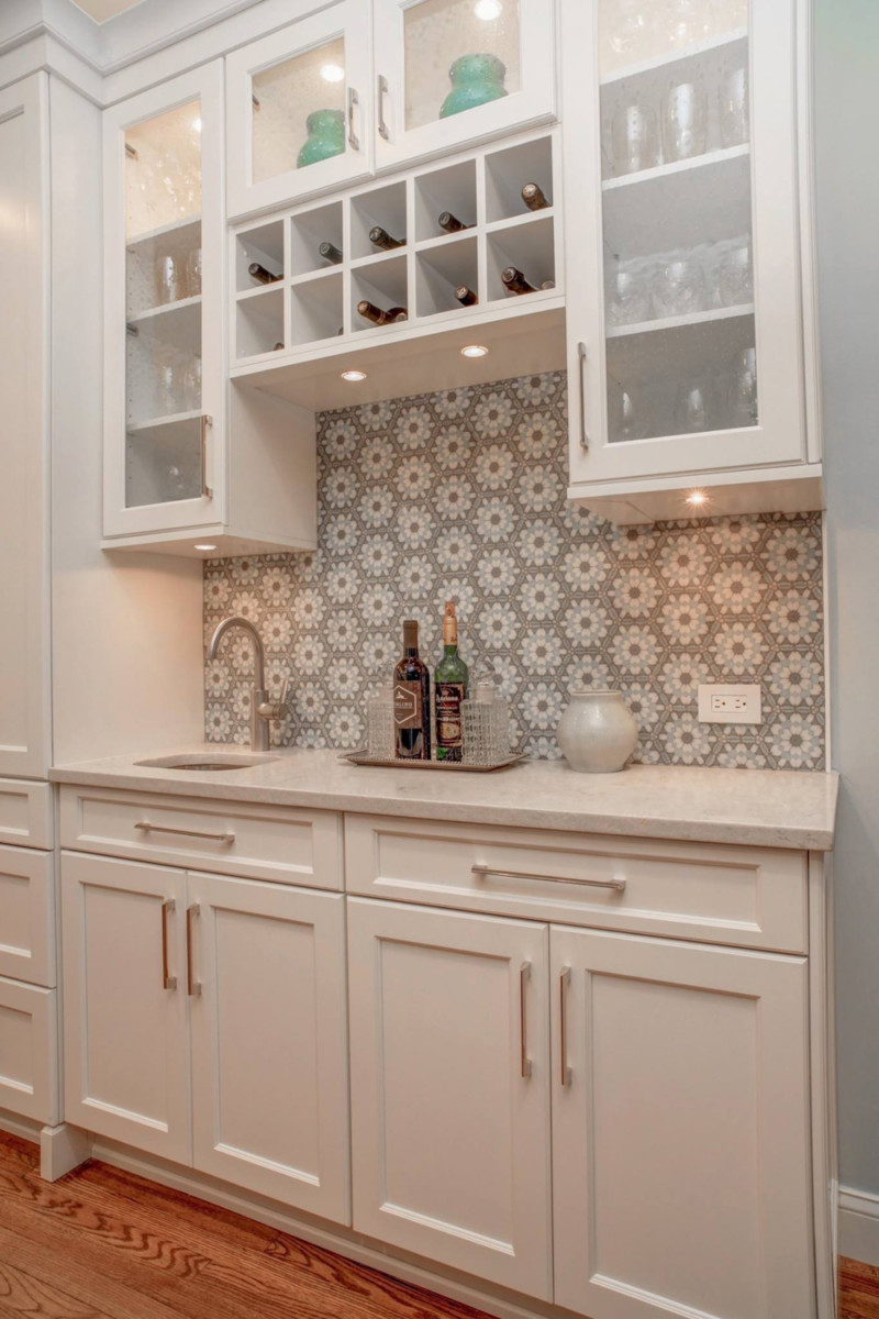 Best 12 Decorative Kitchen Tile Ideas - DIY Design & Decor