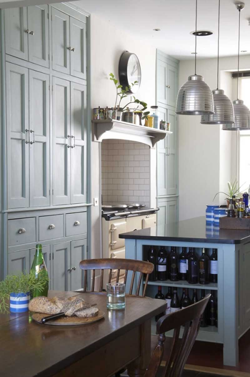 Good Traditional Small Kitchen Design