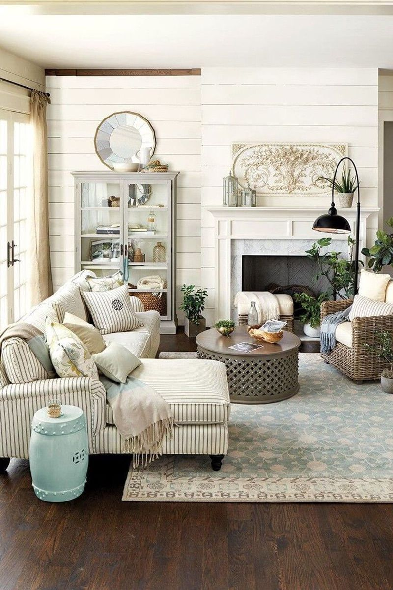 Ideas For Living Room Decorations