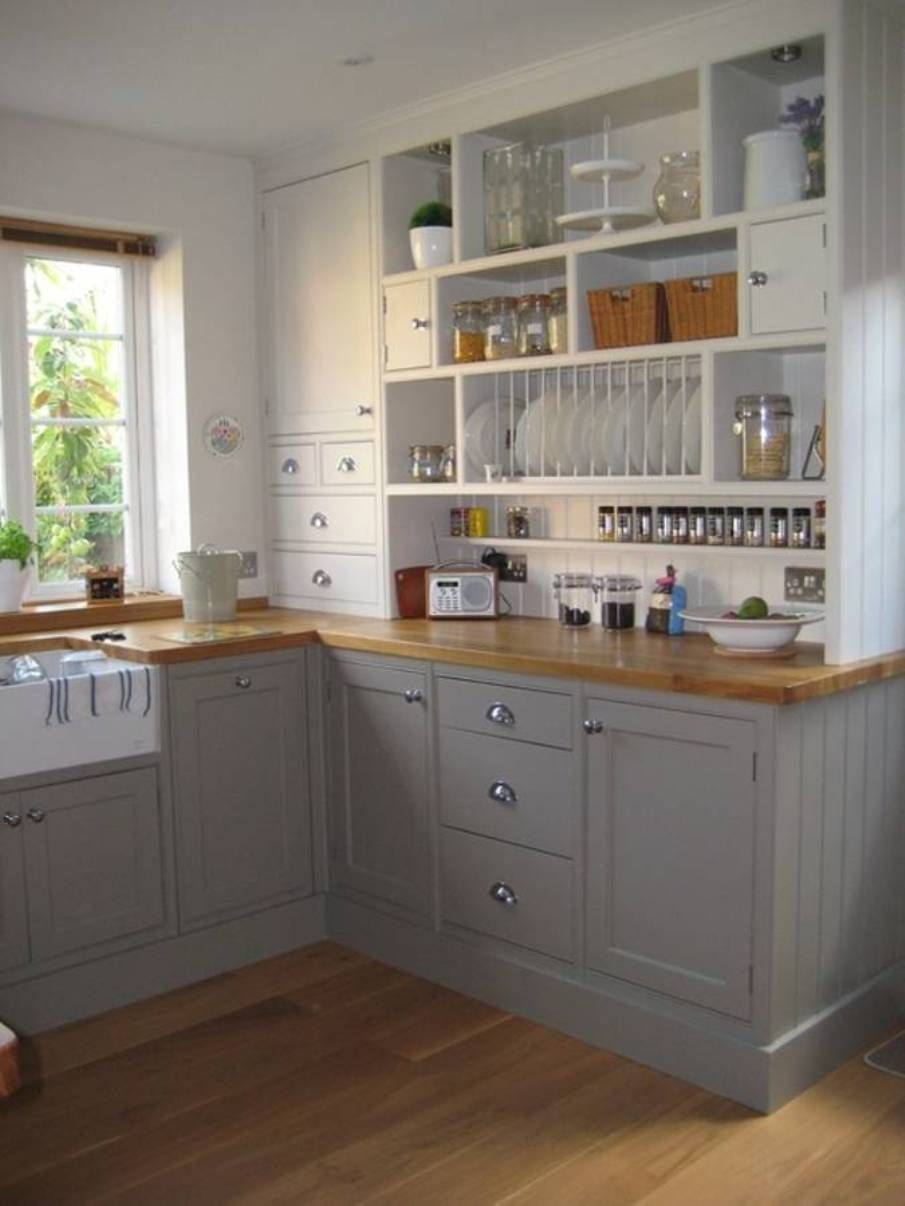 Inspirational Storage Ideas for Small Kitchens