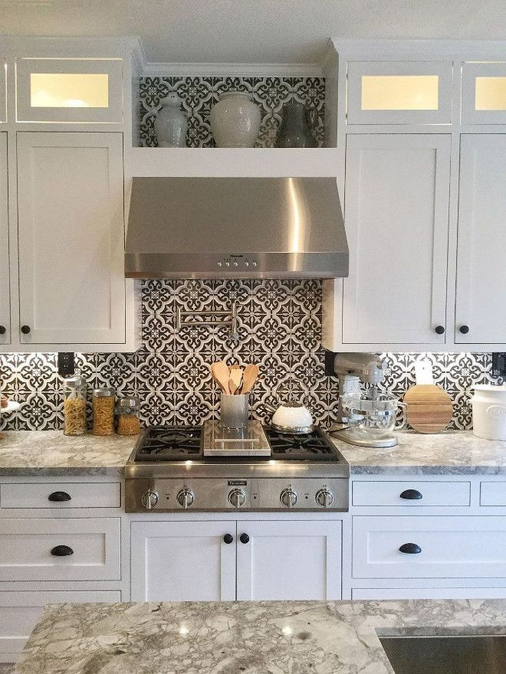 Top Kitchen Backsplash Design Ideas