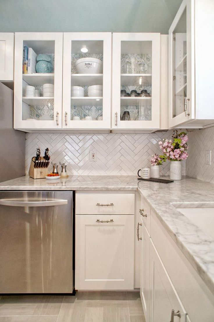 57+ Small Kitchen Ideas That Prove Size Doesn't Matter ... on Small Kitchen Remodeling Ideas  id=71833