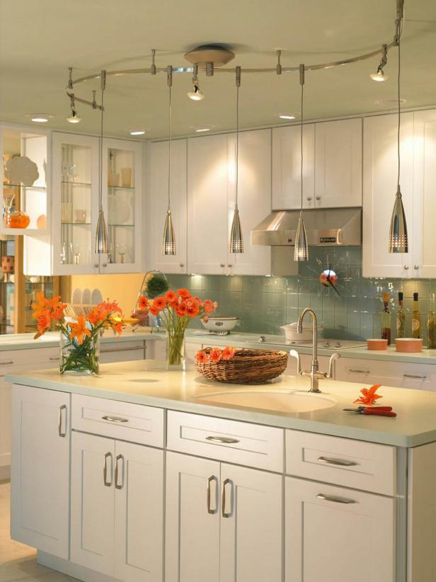 49 Awesome Kitchen Lighting Fixture Ideas - DIY Design & Decor on cabinets for kitchen ideas, wallpaper for kitchen ideas, decor for kitchen ideas, shelves for kitchen ideas, paint for kitchen ideas, storage for kitchen ideas, granite for kitchen ideas, tiles for kitchen ideas,