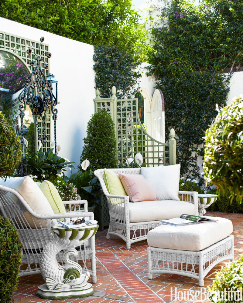 25 pretty patio room design ideas diy design decor Beach patio decor ideas