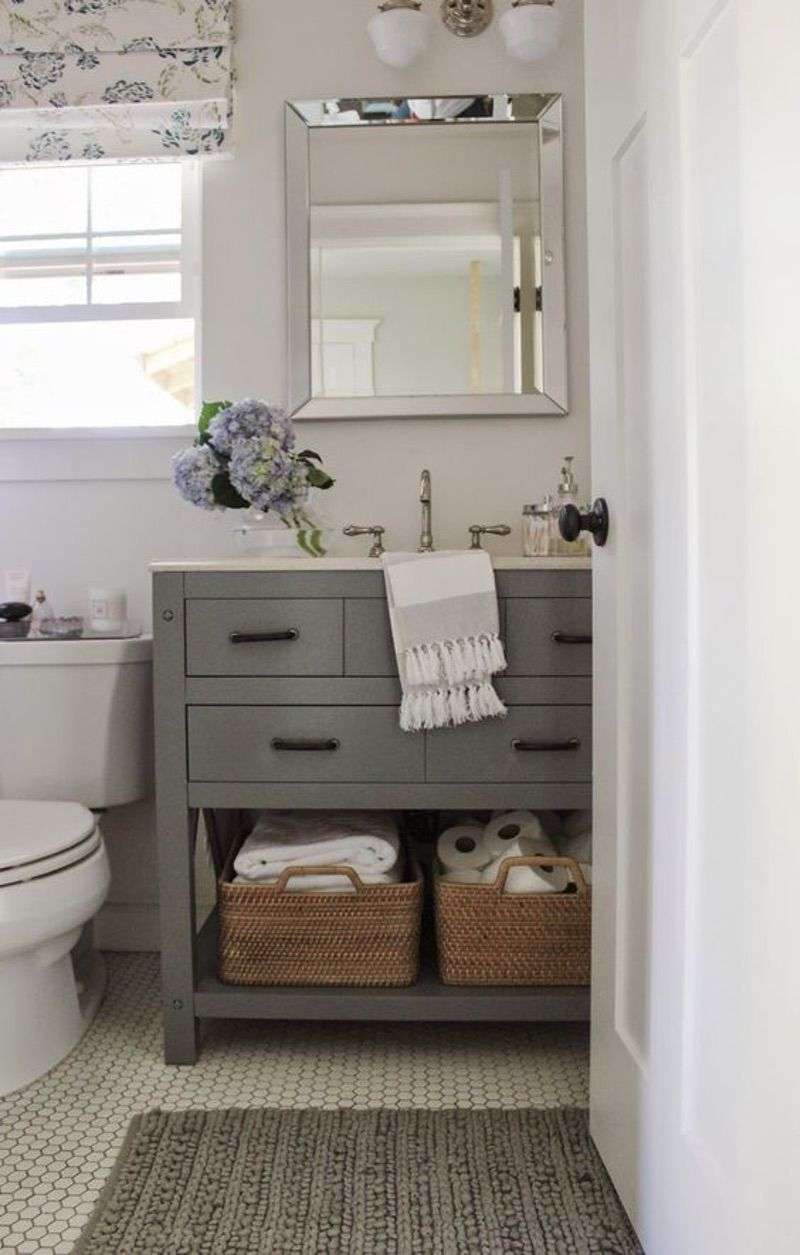 Small Home Style- Small Bathroom Design Solutions