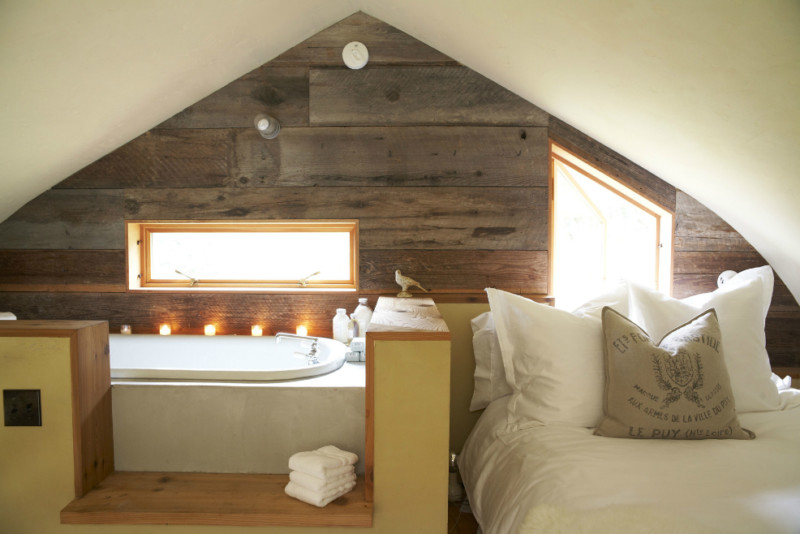 barn house bedroom design ideas