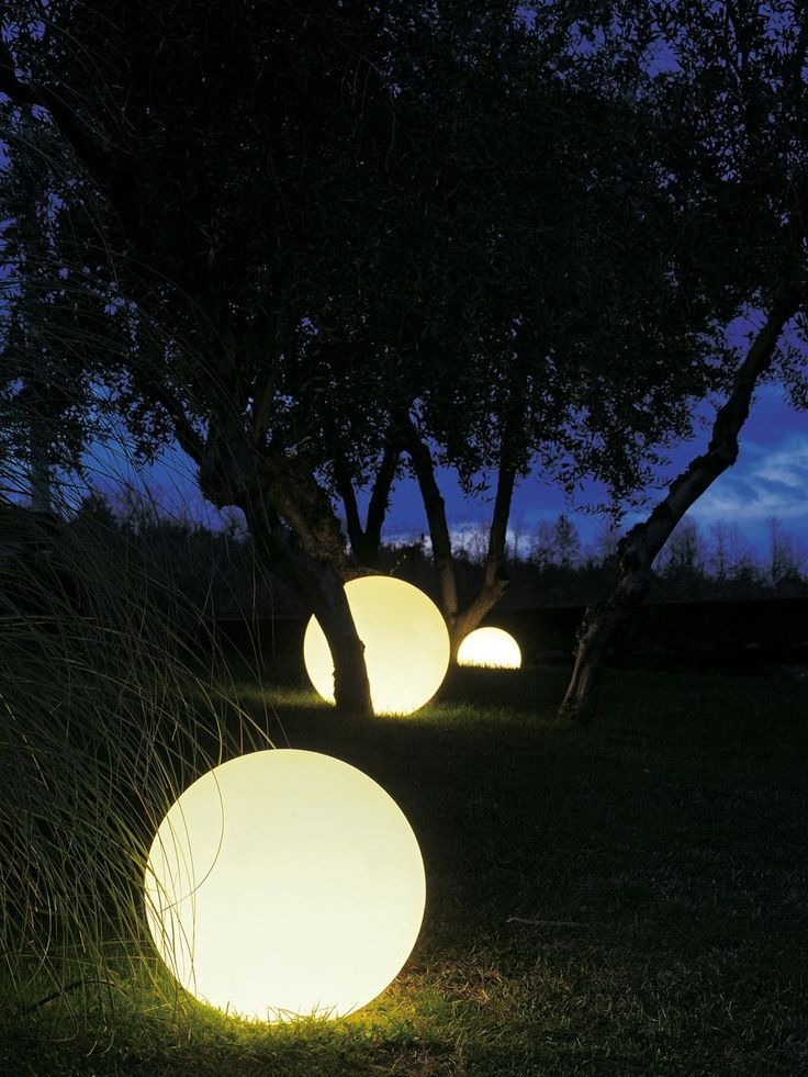 Beautiful DIY Outdoor Lights