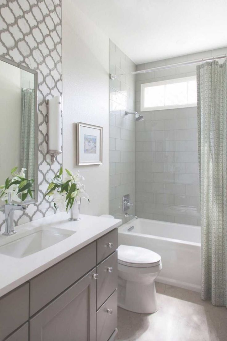 25 beautiful small bathroom ideas diy design decor - Pictures of remodeled small bathrooms ...