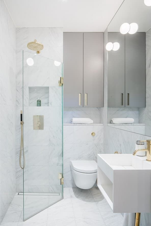 Small Bathrooms that are Big on Style
