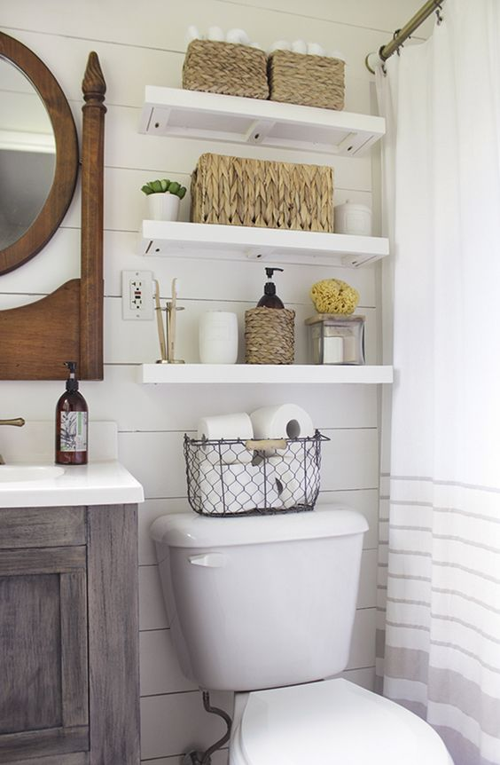 small bathroom storage ideas for your home
