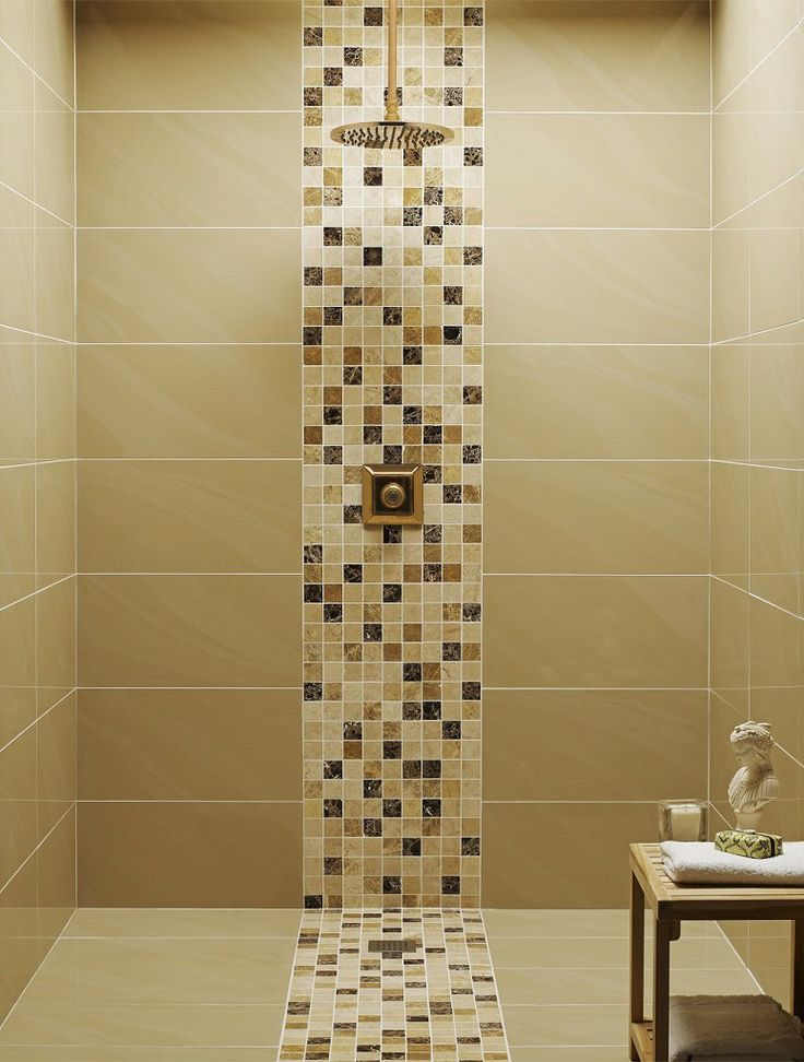 Charming Small Bathroom Tile Ideas