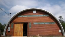 quonset hut home building