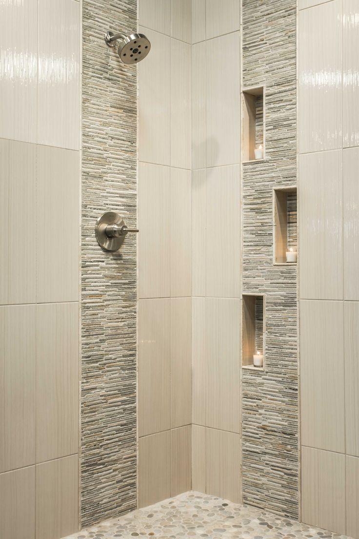 shower tile pattern design