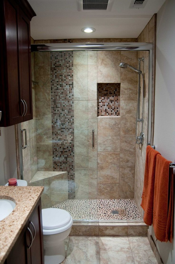Bathtub Remodel Ideas Part - 41: 33 Inspirational Small Bathroom Remodel Before And After - DIY Design U0026  Decor