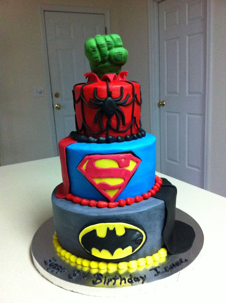 Best 20 Boy Birthday Cake Ideas