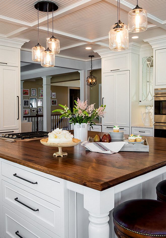 Kitchen Islands Lighting Full Size Of Kitchenbest Lighting For - Glass kitchen island pendants