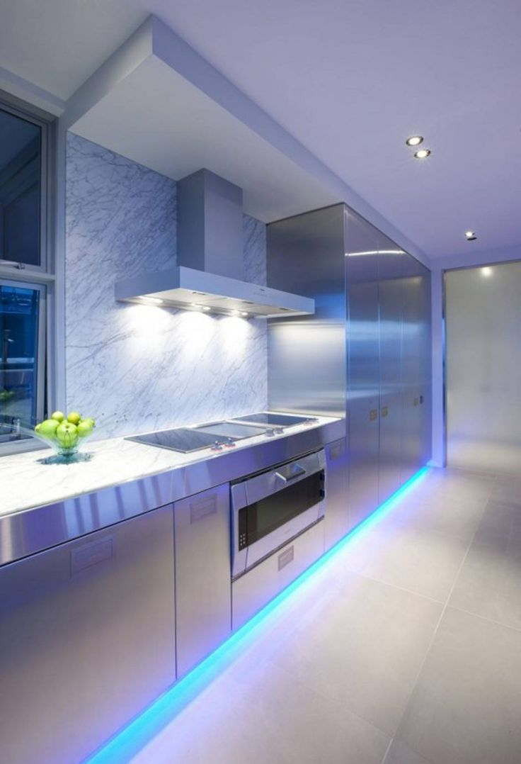Undercounter In Kitchen Lighting