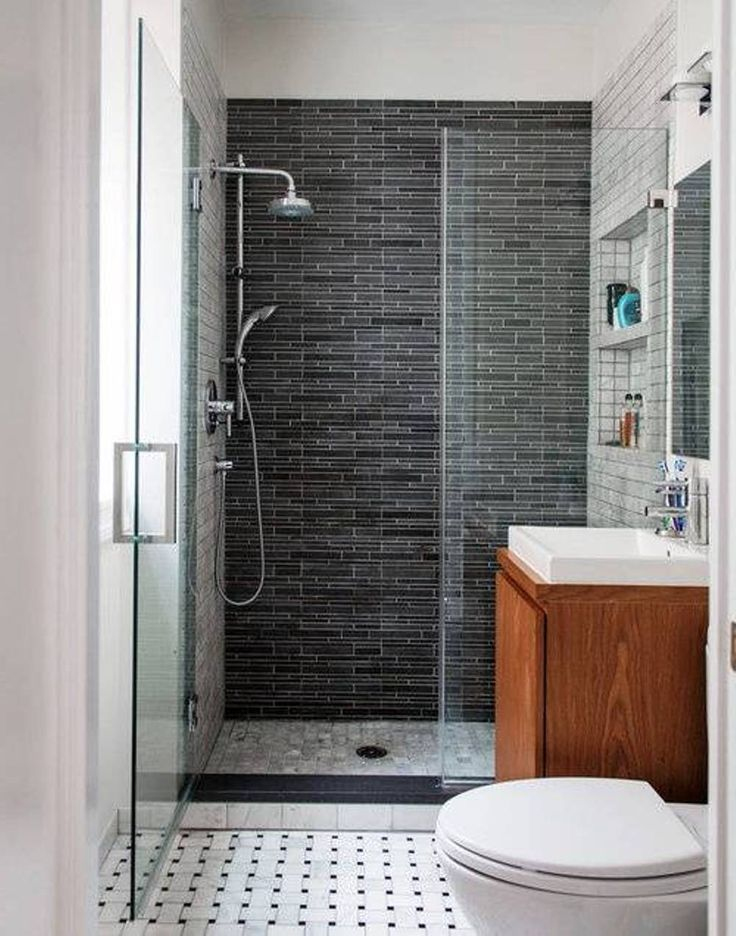 Small Bathroom Design Ideas - DIY Design & Decor
