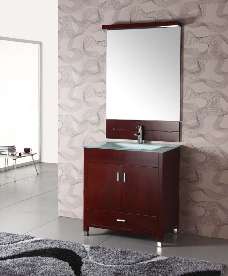 Cheap bathroom vanities ideas diy design decor for Inexpensive bathroom vanity ideas