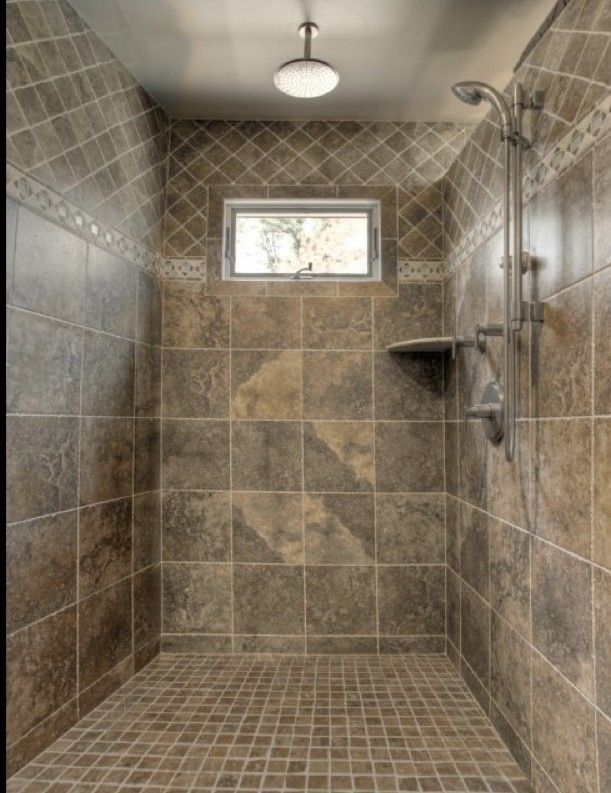 Decorative Bathroom Tile Ideas
