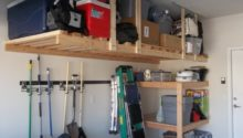 Garage Storage Racks Ideas