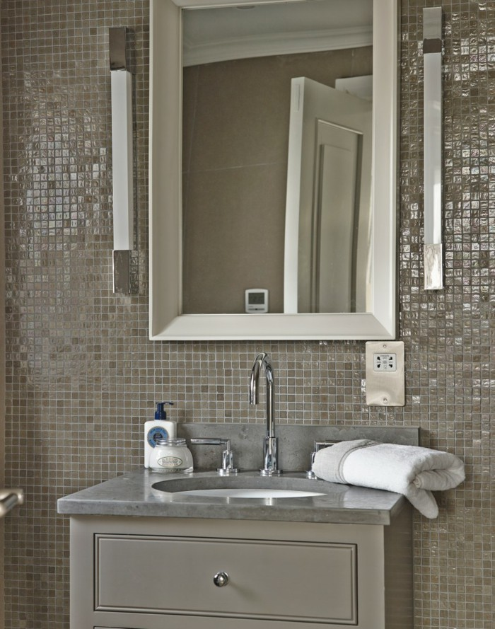 Mosaic Bathroom Tile Ideas - DIY Design & Decor