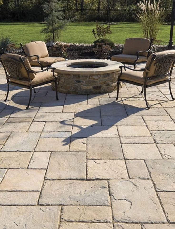 13+ Best Paver Patio Designs Ideas