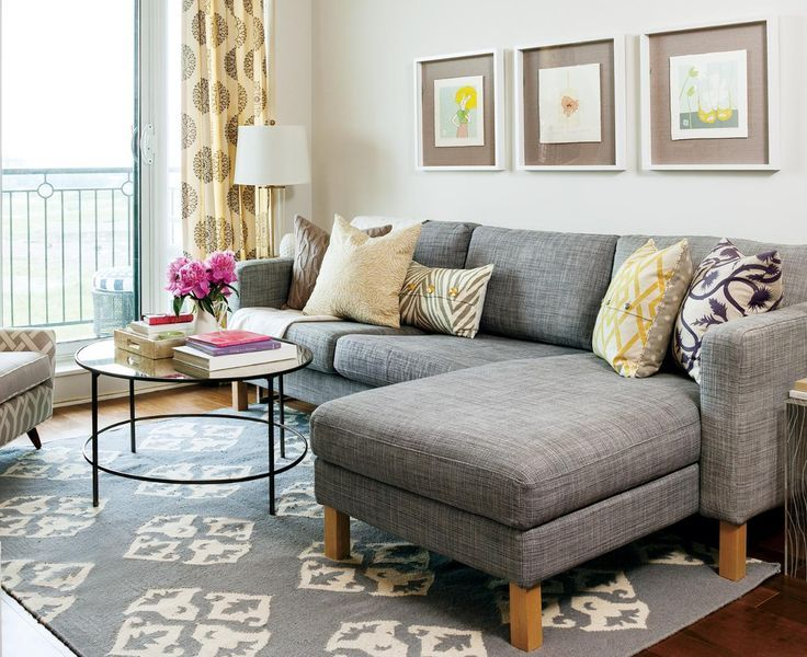 30 Small Sectional Sofas to Match with Various Designs and Style ...