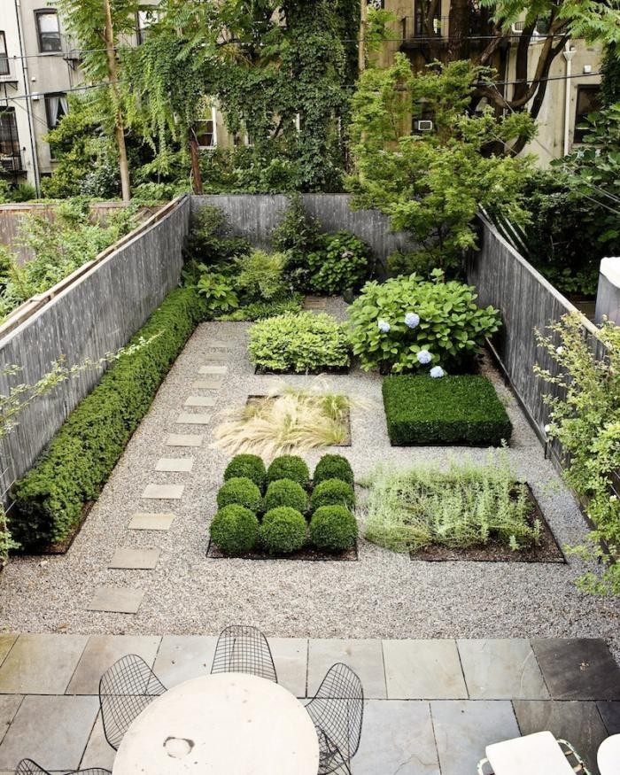 pea gravel patio ideas