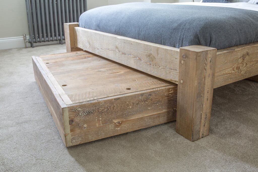 Under Bed Storage Ideas