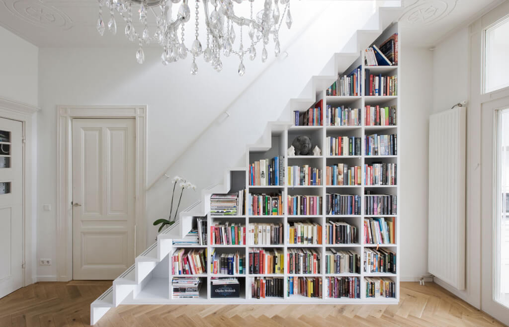 DIY Bookshelves Storage Ideas