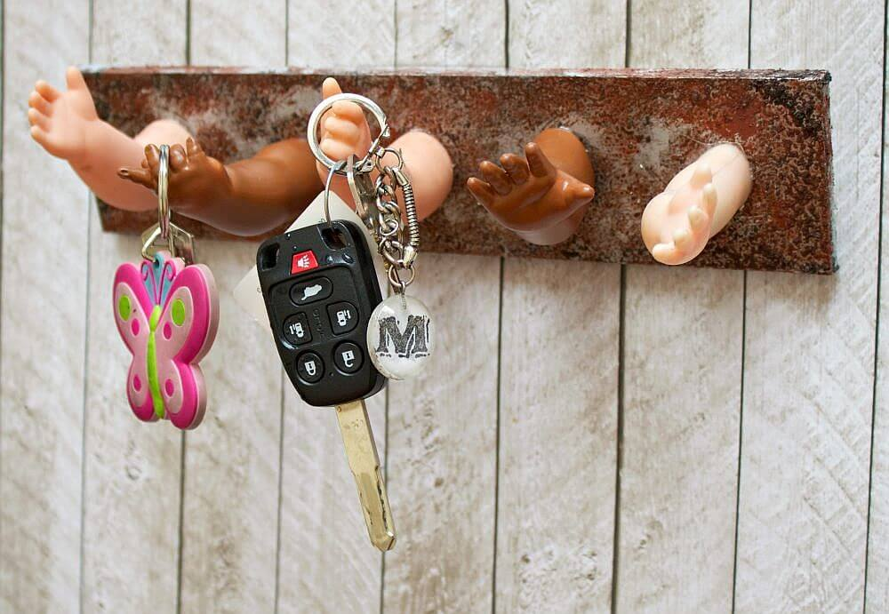 DIY Key Holder ideas