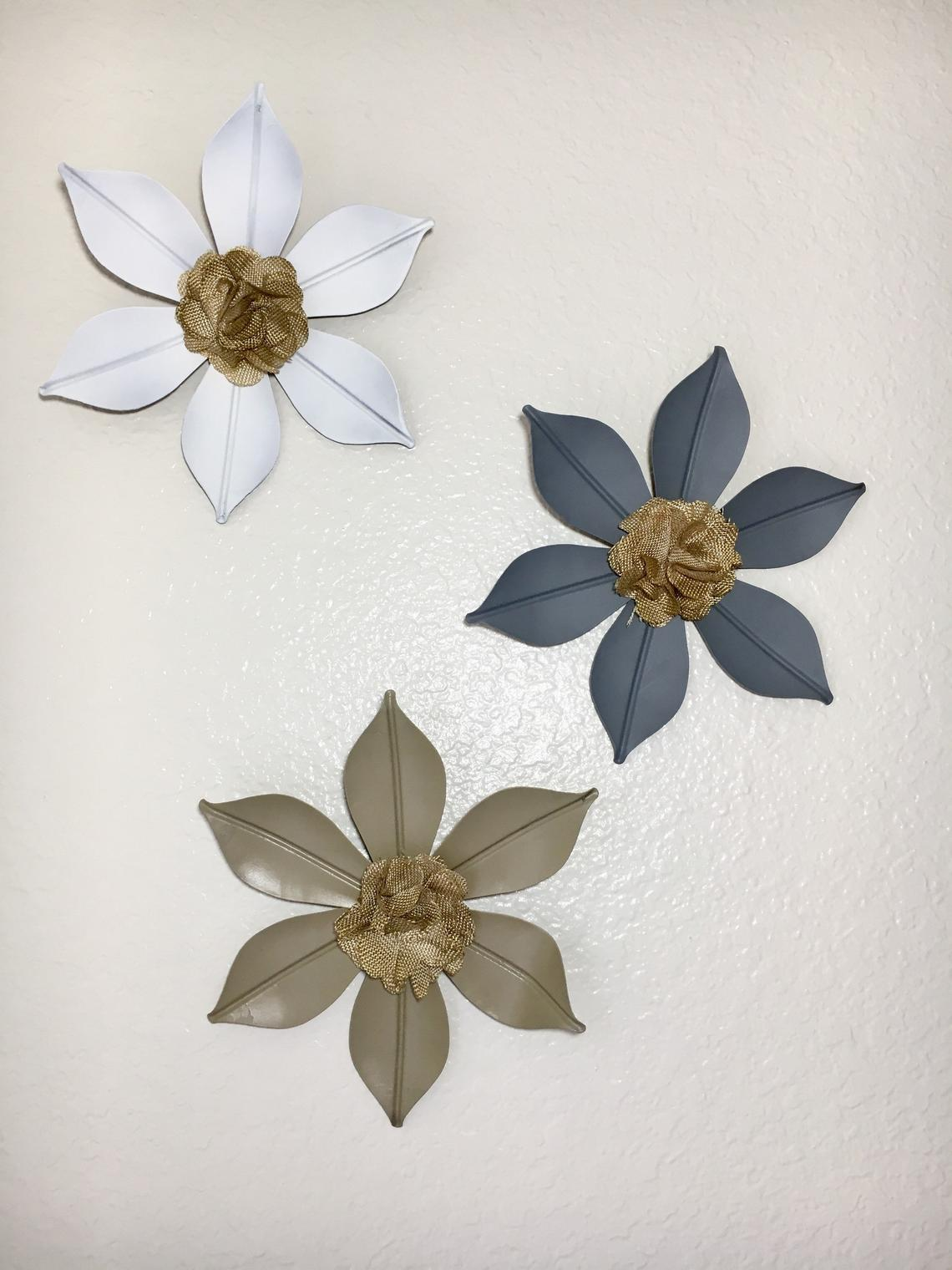 Farmhouse Metal Wall Decor