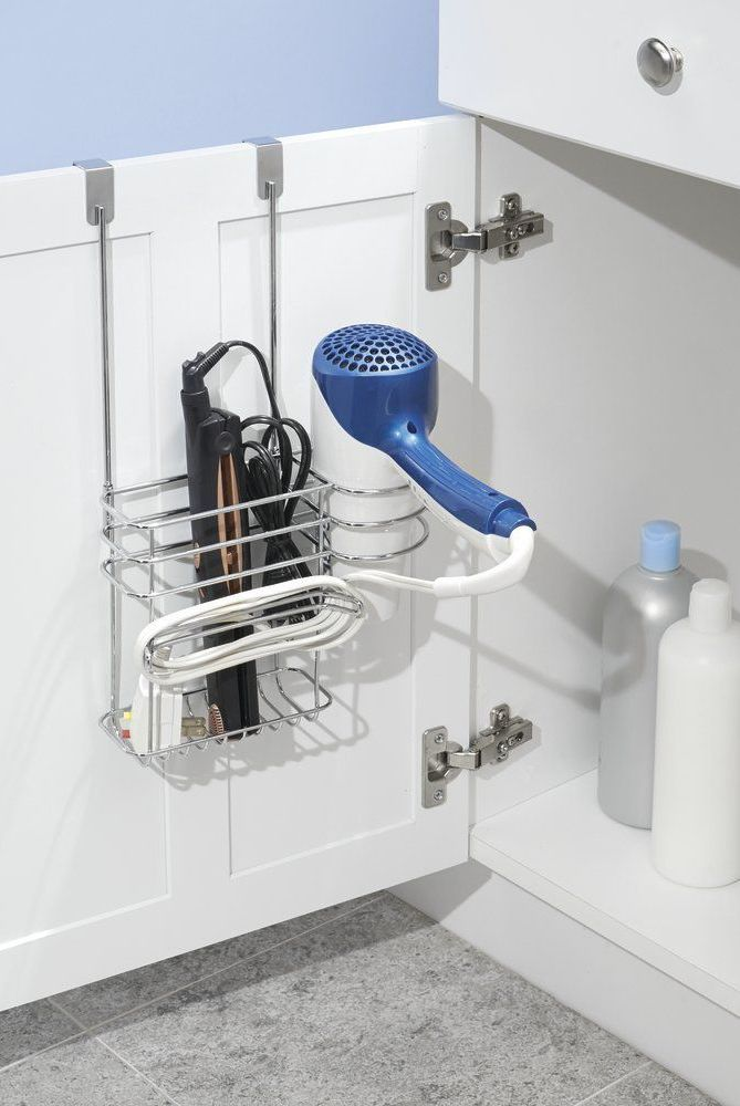 Keep Hair Tools Organized