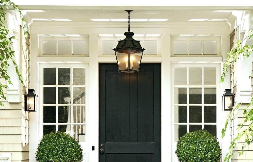 front porch lantern ideas